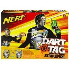 Nerf Dart Tag Strikefire 2-Player Duel System (Various Colours) - £11.99 Delivered @ Amazon