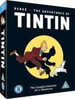 The Adventures of Tintin (Blu-ray) for £15.48 delivered (using discount code) @ Sendit (+3% Quidco/TCB Cashback) - TODAY ONLY