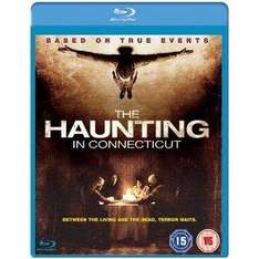 The Haunting in Connecticut [Blu-ray] £5.49 @ Amazon
