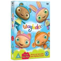 Waybuloo - Complete Series 1-5 DVD Box Set £13.46 delivered @ The Hut