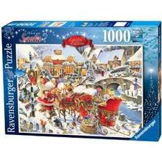 Ravensburger 2011 Christmas Limited Edition Which Way Santa Puzzle (1000 Pieces) - £7.80 Delivered @ Amazon