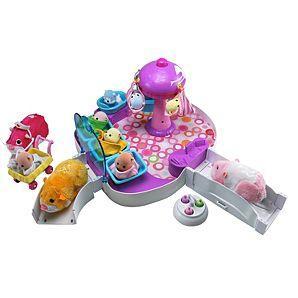 Zhu Zhu Babies Newborn Nursery Playset.  Was £19.97 now £9.75 @ Asda Direct. Free Store Delivery.