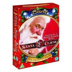 The Santa Clause Movie Collection [DVD] - 6.97 Amazon.co.uk