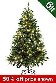 50% off Christmas Trees @ M&S (Free delivery)