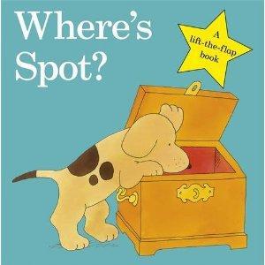 Where's Spot Book Amazon £3.49