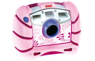 ARGOS Fisher-Price Kid-Tough Digital Camera - Pink £26.49 @ Argos