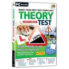 Theory Test Complete 2010/11 £3.74 (using bby code) @ BestBuy