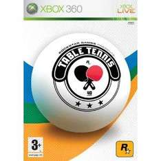 Table Tennis - xbox 360 (used like new) £2.39 @ amazon warehouse