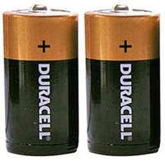 Duracell Plus D Batteries x2 for 55p @ BestBuy using code