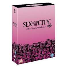 Sex And The City: Seasons 1 - 6 Complete Box Set [DVD] £25 Delivered @ ASDA direct & Instore