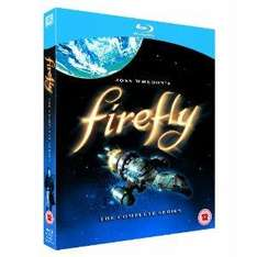 Firefly - The Complete Series blu-ray £14.97 @ Amazon UK