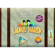 Laurel and Hardy - The Feature Film Collection [DVD] 10 discs £26.97 @ Amazon