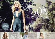30% off Party Dresses AND Free Delivery at Monsoon