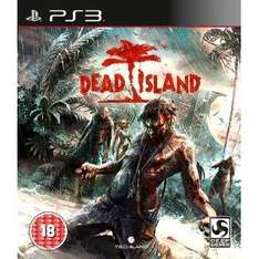 Dead Island (PS3) - £17.99 Delivered @ Amazon