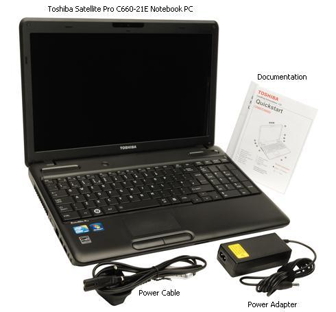 "Misco - Toshiba Satellite Pro C660-21E Intel Core i3-370M / 15.6"" / 2GB + 2GB Free / 320GB / DVD-SM / Windows 7 Professional / Laptop  £337.99"