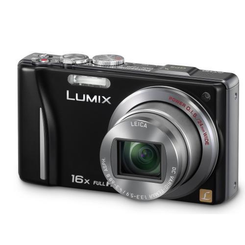 Lumix TZ20 Digital Camera - Black (14.1MP MOS, 16x Optical Zoom) £206.99 @ Amazon.co.uk (black only) + Panasonic £35 cash back = £171.99