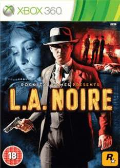 L.A. Noire (XBOX 360) £11.56 with code @ Game