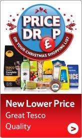 Tesco Christmas delivery slots now out with 250 clubcard points for just checking out.