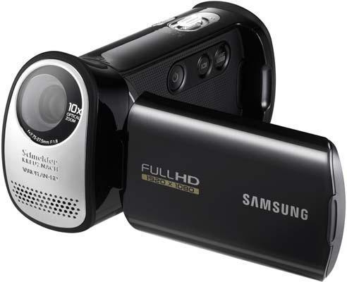 SAMSUNG T10 CAMCORDER FULL HD 10X OPTICAL ZOOM 2.7IN LCD £89.99 @ Argos/Ebay