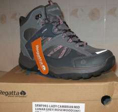Regatta Cambrian boots - £12 @ Costco