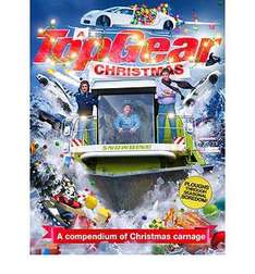 A Top Gear Christmas hardback book £5.85 delivered @ Amazon