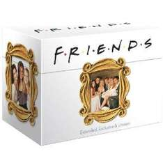 Friends - Season 1-10 Complete Collection (15th Anniversary) [DVD] - £30 Delivered @ Amazon