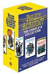 Police Academy 1-7 DVD box set £10.95 @ zavvi