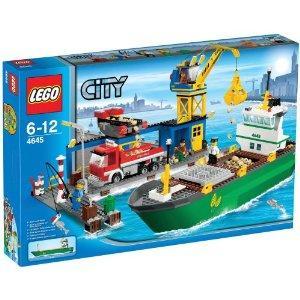 Lego City Harbour only £46.44 @ Amazon