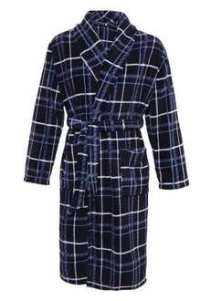 Tesco dressing gown - Half price - With clubcard voucher and socks £1