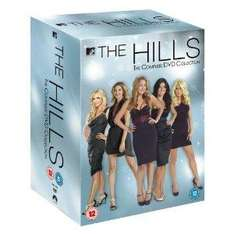 The Hills Seasons 1-6 [DVD] from Amazon.co.uk for £32.97