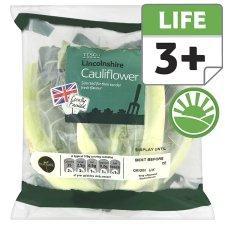 Tesco British Cauliflower £0.42 instore and online !!