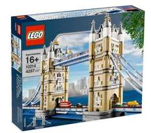 Lego London Tower Bridge £143.82 @ Pixmania