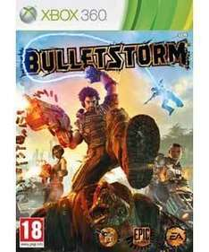 Bulletstorm PS3/Xbox 360 Preowned £6.00 @ CEX (+ £2.50 P&P if not buying instore)