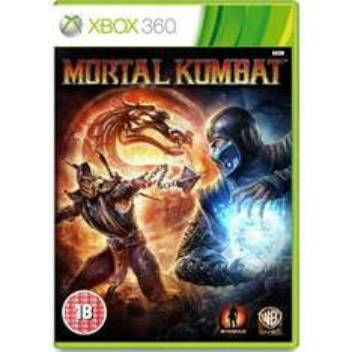 Mortal Kombat - Xbox 360 & PS3 @ Zavvi + up to 7% quidco for £19.95