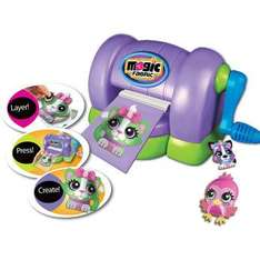 Character Magic Farbric Creation Studio - only £10.98 delivered @ eBay Argos