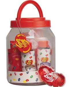 Jelly Belly Jar Toiletries Gift Set - half price £4.99 @ Argos