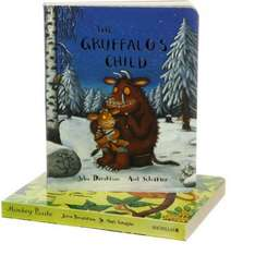 The Gruffalos Child & Monkey Puzzle Board Book Box Set & Free Height Chart £3.99 delivered to store @ WH Smith