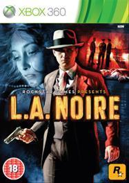 LA Noire - Xbox 360 - £13.00 delivered @ Tesco Ent