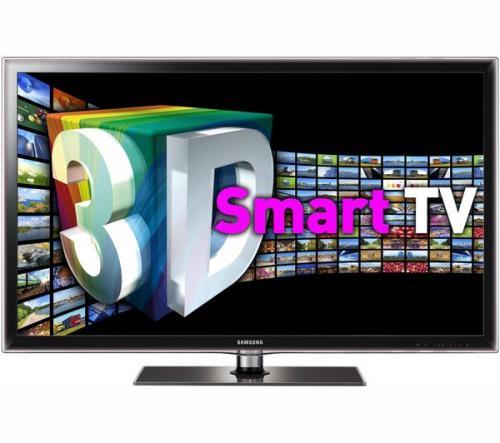 "Samsung UE55D6100 55"" Full HD LED 3D TV@pixmania £1139.99"