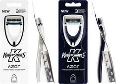 King of Shaves Azor with 20 Blades for £12.47