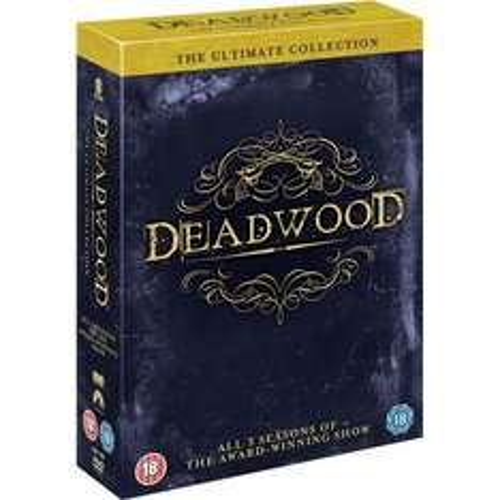 Deadwood: Ultimate Collection Box Set - Seasons 1 - 3 DVD £17.99 @ Play.com