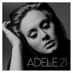 Adele - 21  £5.99 (Play.com Deal of the Day)
