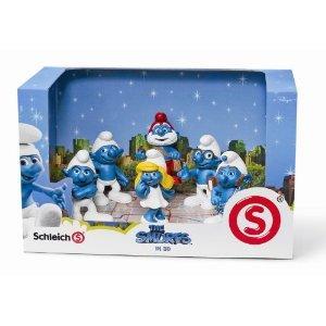 Schleich Smurf Movie Set Toys / Figures - £11.70 Delivered @ Amazon