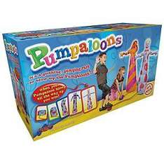 Pumpaloons  £7.50 Asda Direct (click and collect or delivered £2.95)