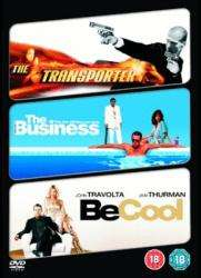 The Business / The Transporter / Be Cool (DVD) for £3.49 @ Bee.com