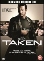 Taken (DVD) for £1.99 @ Bee.com
