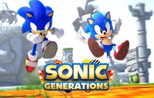 Sonic Generations AND Super Monkey Ball (3DS) - £34.95 @ Zavvi