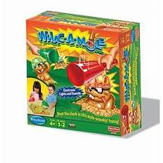 Whac A Mole rrp £19.99 now £7 @ Asda Direct ( collect from store )  Back In Stock