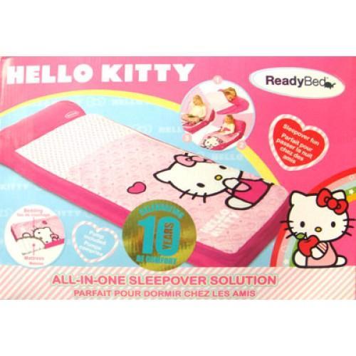 Hello Kitty & Cars Ready beds £11.96 inc VAT at Costco