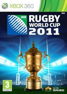 Rugby World Cup 2011 (XBOX / PS3)  £14.99 or £13.34 with code @ game (online)